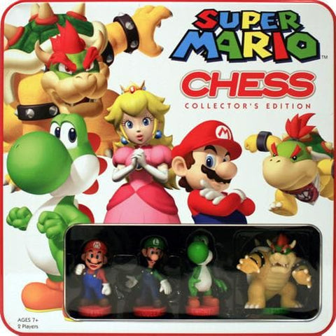 Super Mario Chess - Calendar Club of Canada