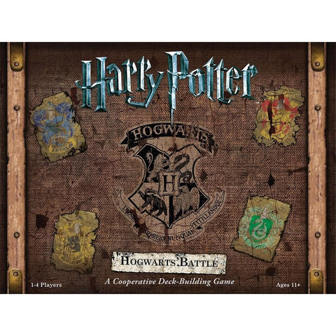 Hogwarts Battle - Calendar Club of Canada - 2