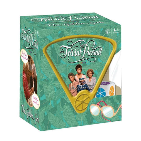 700304150219 Trivial Pursuit The Golden Girls USAopoly - Calendar Club1