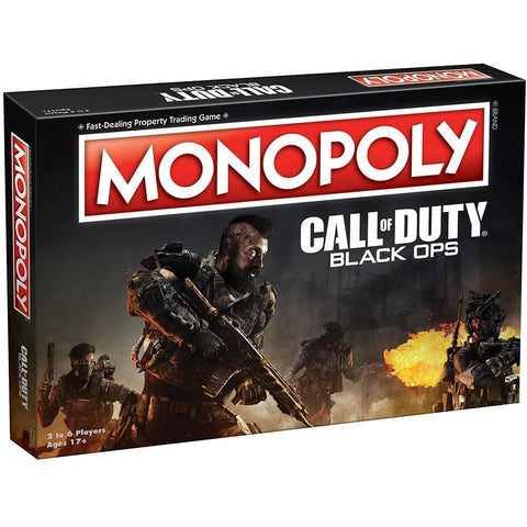 Call of Duty Monopoly
