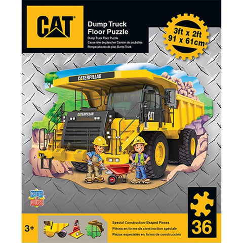 Caterpillar Floor 36 pc Puzzle