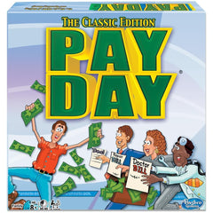 Pay Day Family Board Game