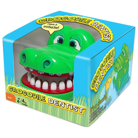 Crocodile Dentist Family Game