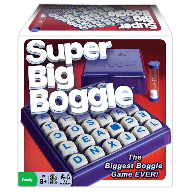 Super Big Boggle - Calendar Club of Canada - 1