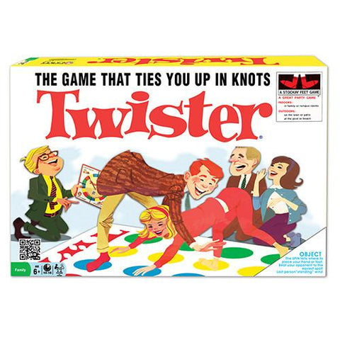 Twister Classic - Calendar Club of Canada - 1