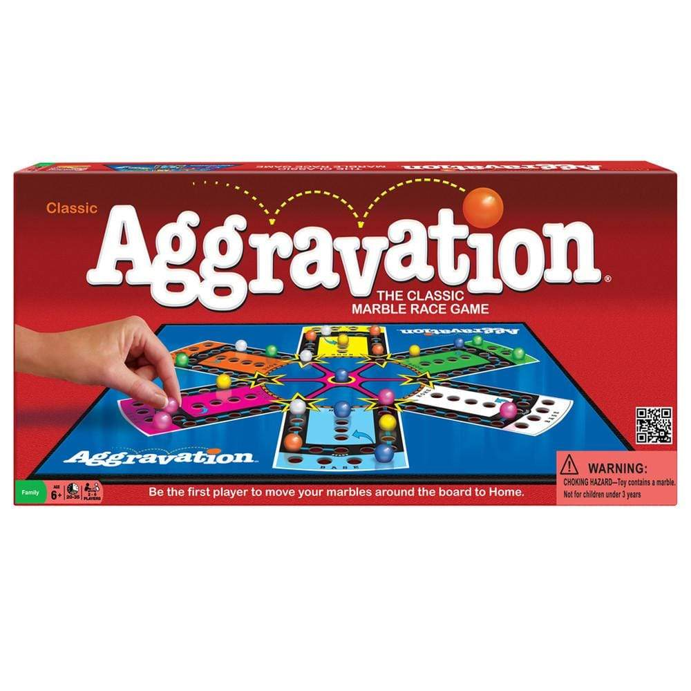 Aggravation - Calendar Club of Canada - 1
