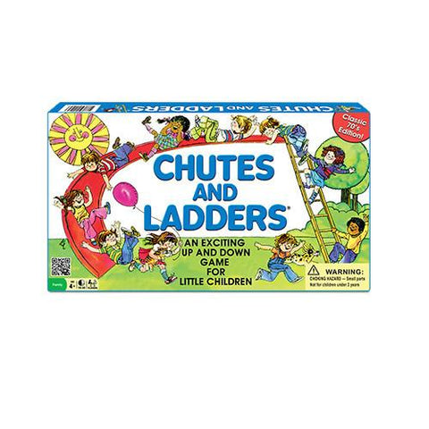 Chutes and Ladders - Calendar Club of Canada - 1