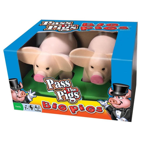 Big Pigs Pass the Pigs - Calendar Club of Canada