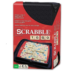 Scrabble to Go - Calendar Club of Canada