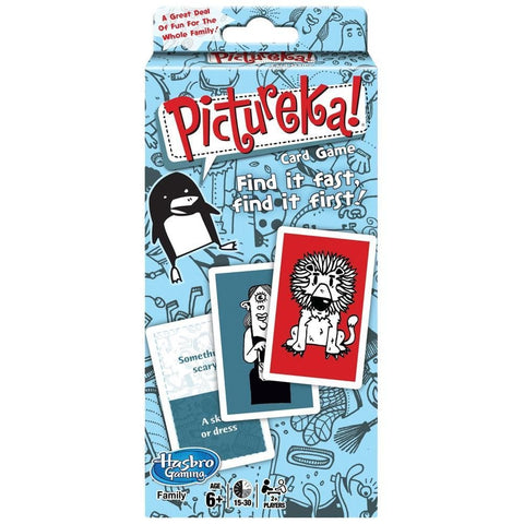 Pictureka Cards
