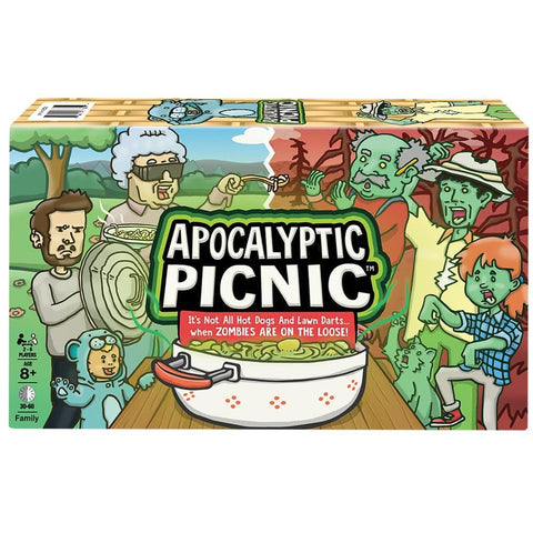 Apocalyptic Picnic Front Image