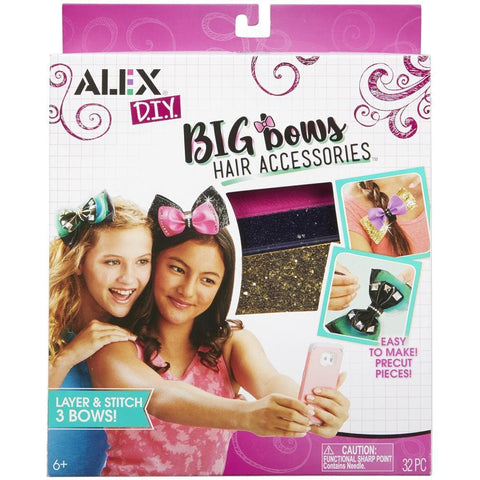 731346002952 Big Bows Alex Brands - Calendar Club1