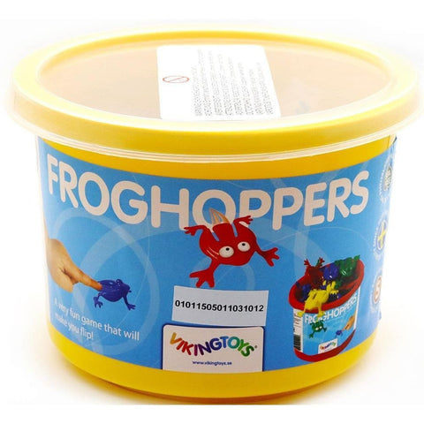 7317670011018 Frog Hoppers International Playth - Calendar Club1