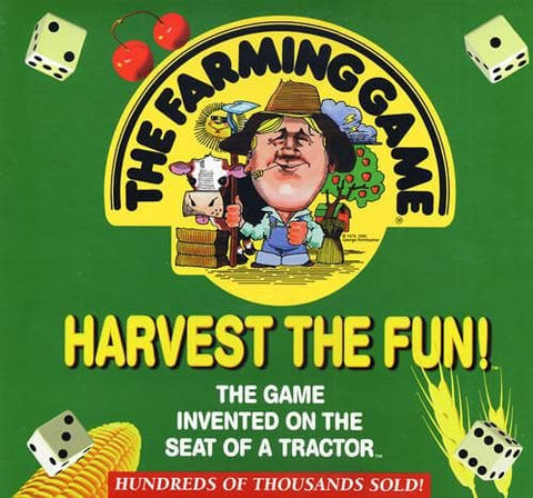 Farming Game - Calendar Club of Canada - 1