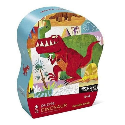 Dinosaurs 72 Pc Puzzle