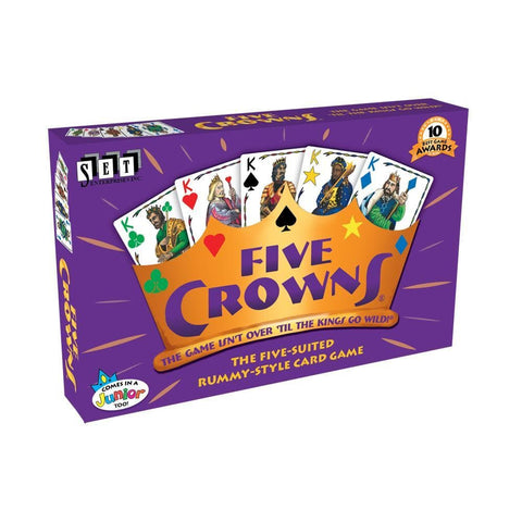 Five Crowns Cards