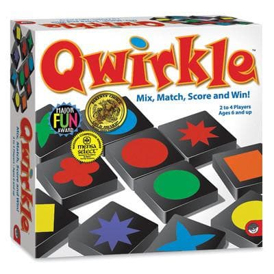 Qwirkle - Calendar Club of Canada - 1