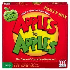 Apples to Apples Party Refresh - Calendar Club of Canada