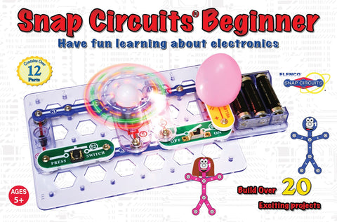 Snap Circuit Beginner - Calendar Club of Canada