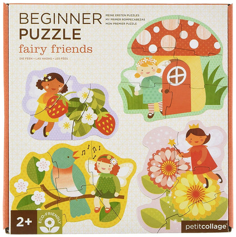 Fairy Friends Beginner Puzzles