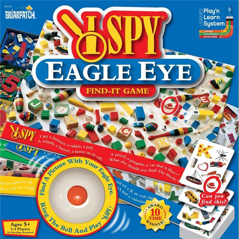 I Spy Eagle Eye