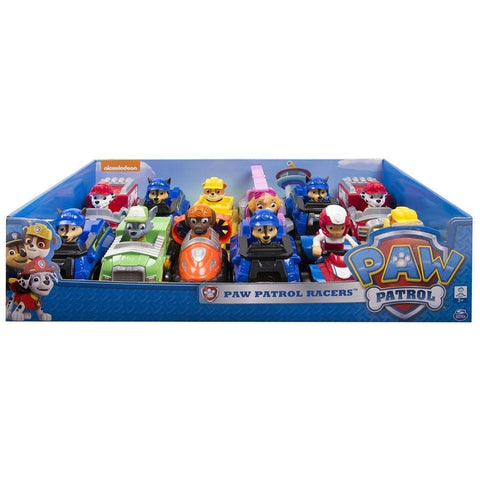 Assorted Paw Patrol Rescue Racer Assortment - Each Sold Separately