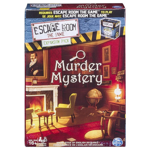 778988581711 Escape Room Refils Spin Master - Calendar Club1