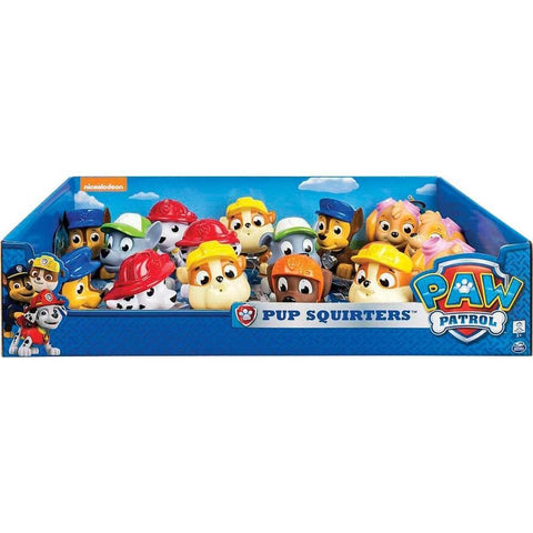 Paw Patrol Bath Squirters Each Sold Separately