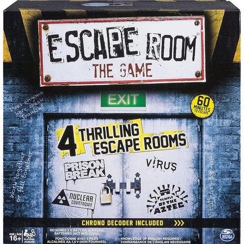 Escape Room Product Image Calendar Club
