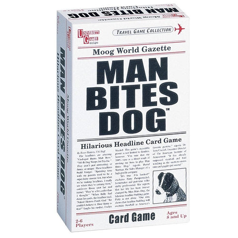 Man Bites Dog Cards