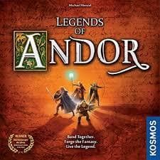 Legends of Andor - Calendar Club of Canada - 1