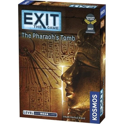 Exit Pharaohs Tomb