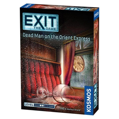 Exit Dead Man on the Orient Express