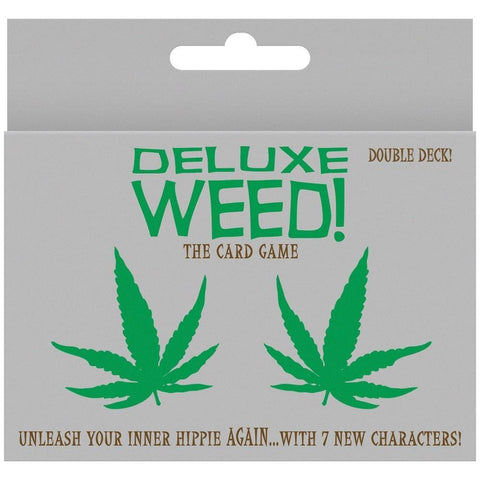 Weed Deluxe Card