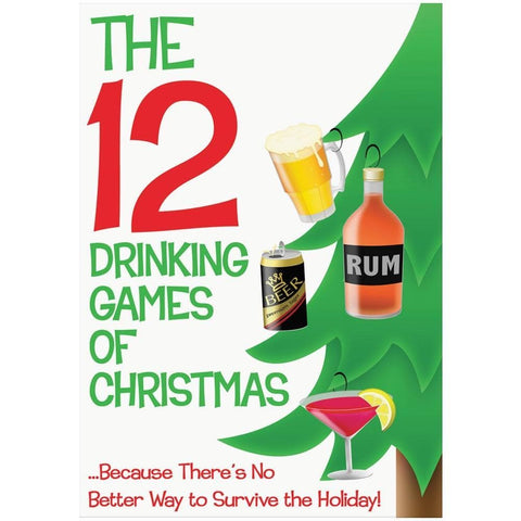 12 Drinking Games of Christmas