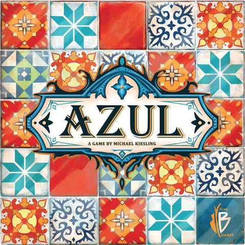 Azul Strategy Tile Game