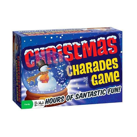 Christmas Charades - Calendar Club of Canada