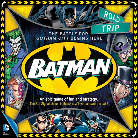 Batman Road Trip - Calendar Club of Canada - 1