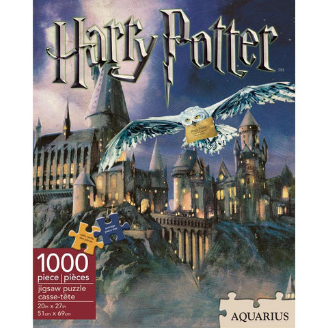 Harry Potter Hogwarts Movie Puzzle 1000 Piece
