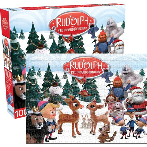 Rudolph Cast - Calendar Club of Canada