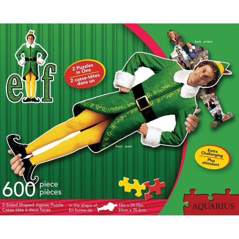 840391124158 Elf Shaped 2 Sided NMR Distribution - Calendar Club1