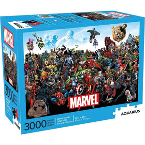 Marvel Universe Cast Puzzle (3000 Piece) additional product image