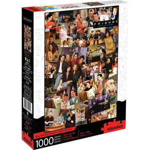 Friends Collage 1000 pc Puzzle