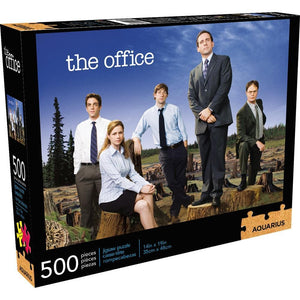 Office Forest Puzzle 500 piece Puzzle - Calendar Club