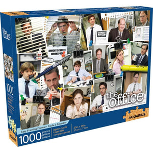 The Office Cast 1000 pc Puzzle