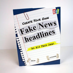 852069006345 Fake News Pacrig - Calendar Club1