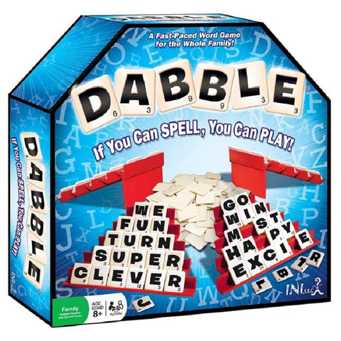 Dabble Word Game Front Image