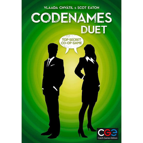 8594156310400 Codenames Duet Czech Games - Calendar Club1