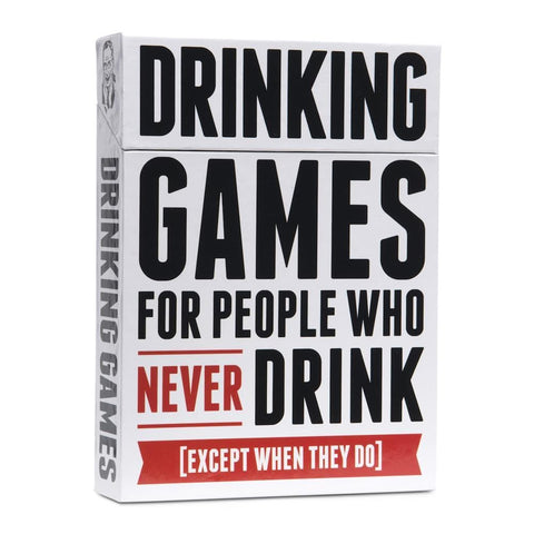 Party games calendar club of canada 859575007040 drinking games for people who never drink except when they do drunk stoned stupid solutioingenieria Gallery