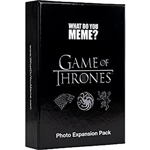 860649000379 What Do You Meme: Game of Thrones Expansion What Do You Meme - Calendar Club1